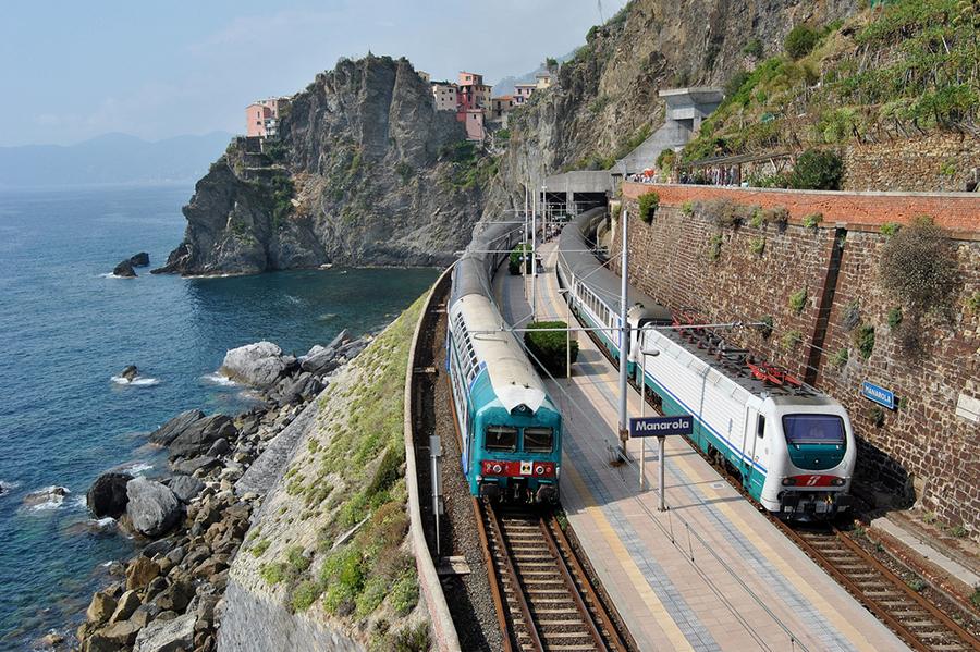 Nasce la Metropolitana leggera alle Cinque Terre